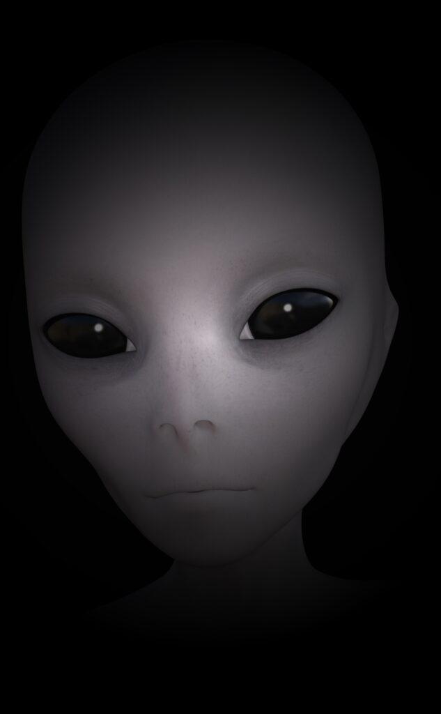 alien on Joe rogan